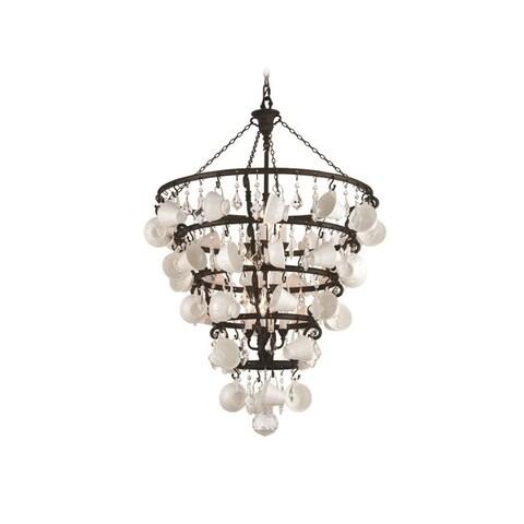 Troy Lighting Barista 12-light Chandelier