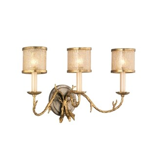 Corbett Lighting Parc Royale 3-light Bath Light