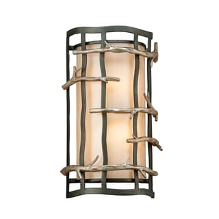 Troy Lighting Adirondack 2-light Wall Sconce