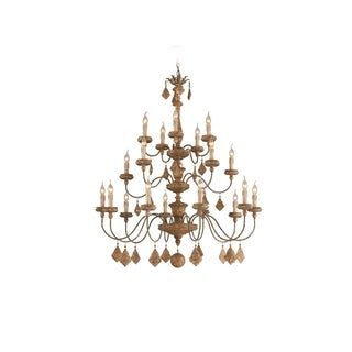 Troy Lighting Calais 20-light Chandelier