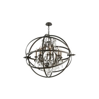 Troy Lighting Byron 8-light Pendant