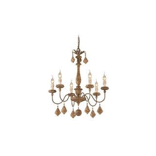 Troy Lighting Calais 6-light Chandelier