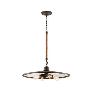 Troy Lighting Brooklyn 4-light Pendant