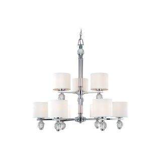 Troy Lighting Bentley 9-light Chandelier