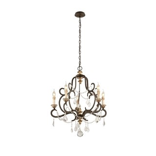 Troy Lighting Bordeaux 5-light Chandelier