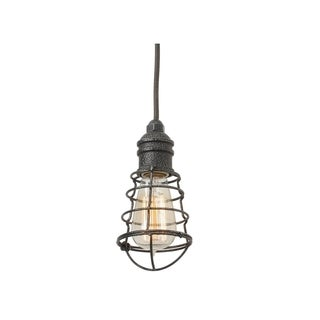 Troy Lighting Conduit 1-light Mini-pendant