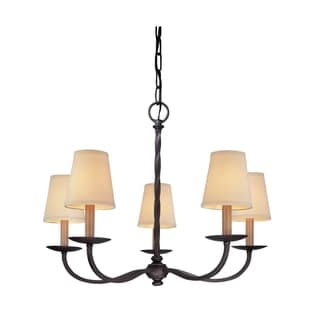 Troy Lighting Alexander 5-light Chandelier