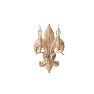 Troy Lighting Chaumont 2-light Wall Sconce