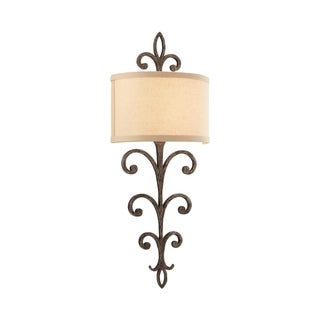 Troy Lighting Crawford 2-light Wall Sconce
