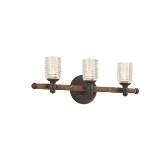 Troy Lighting Embarcadero 3-light Wall Vanity