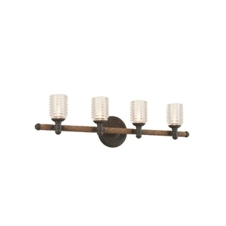 Troy Lighting Embarcadero 4-light Wall Vanity