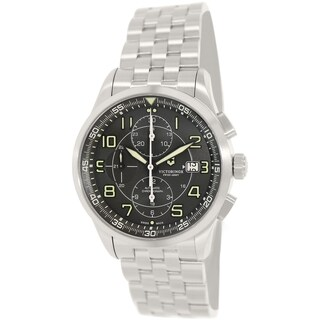 Victorinox Swiss Army Men's Airboss 241620 Stainless Steel Swiss Automatic Watch