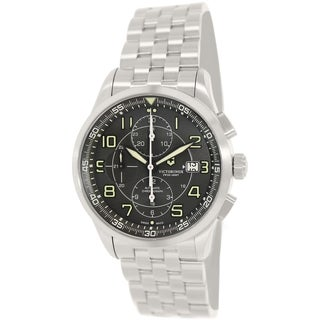Victorinox Swiss Army Men's Airboss 241620 Stainless Steel Swiss Automatic Watch