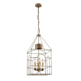 Troy Lighting Jasper 4-light Entry Pendant