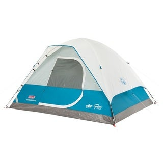 Coleman Longs Peak Fast Pitch Dome Tent (Option: 6 Person)