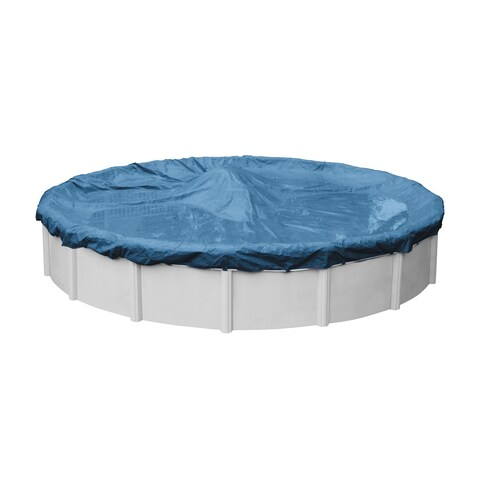 Robelle Super/ Dura-guard Winter Cover for Round Above-ground Pools