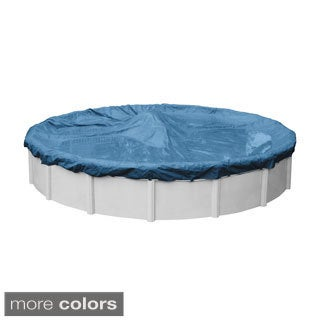 Robelle Super/ Dura-guard Winter Cover for Round Above-ground Pools (More options available)
