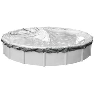 Robelle Platinum Winter Cover for Round Above-Ground Pools|https://ak1.ostkcdn.com/images/products/9830262/P16995012.jpg?impolicy=medium