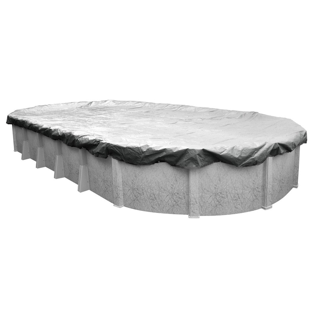 Robelle Platinum Winter Cover for Oval Above-Ground Pools...
