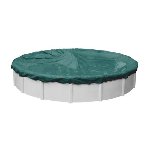 Robelle Supreme Plus/ Premier Winter Cover for Round Above-ground Pools