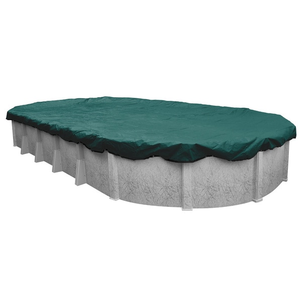 Robelle Supreme Plus/ Premier Winter Cover for Oval Above-Ground Pools