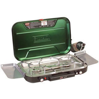 Coleman Eventemp 2-burner Propane Stove