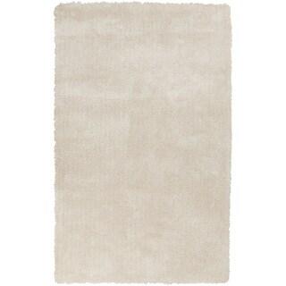 Hand-Woven Tabitha Shag Polyester Rug (2' x 3')