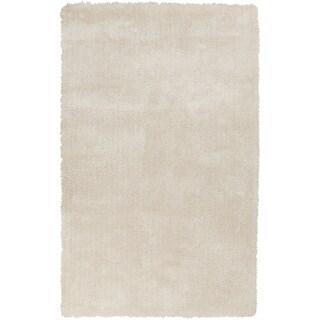 Hand-Woven Tabitha Shag Polyester Rug (5' x 8')