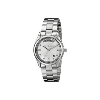 Michael Kors Women's Colette MK6067 Silver Stainless-Steel Quartz Watch