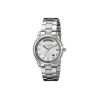 Michael Kors Women's Colette MK6067 Silver Stainless-Steel Quartz Watch