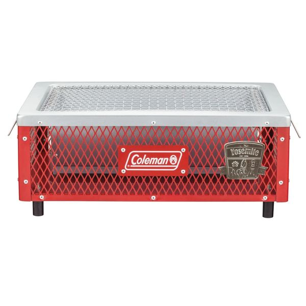 Coleman Yosemite Charcoal Grill National Park Series ...