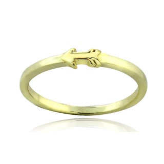 Mondevio Sterling Silver Arrow Polished Promise Ring (More options available)
