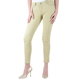 Women's Bleulab Khaki/ Blue Reversible Jean
