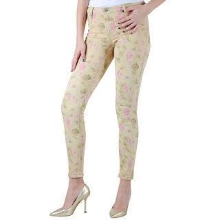 Women's Bleulab Sage Green Reversible Jean