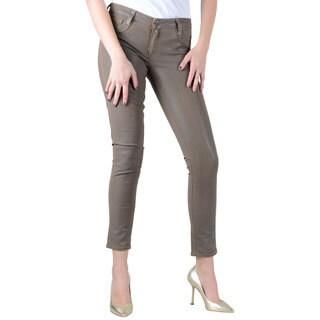 Women's Bleulab Tan Reversible Jeans