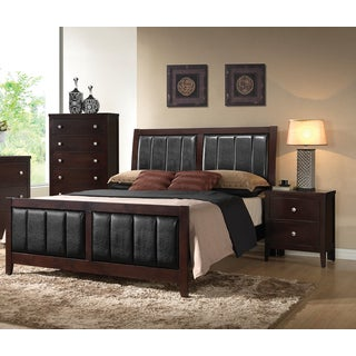 Carl Upholstered 3-piece Bedroom Set