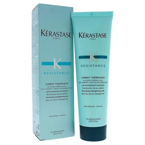 Kerastase Resistance 5.1-ounce Ciment Thermique Resurfacing Reinforcing Milk