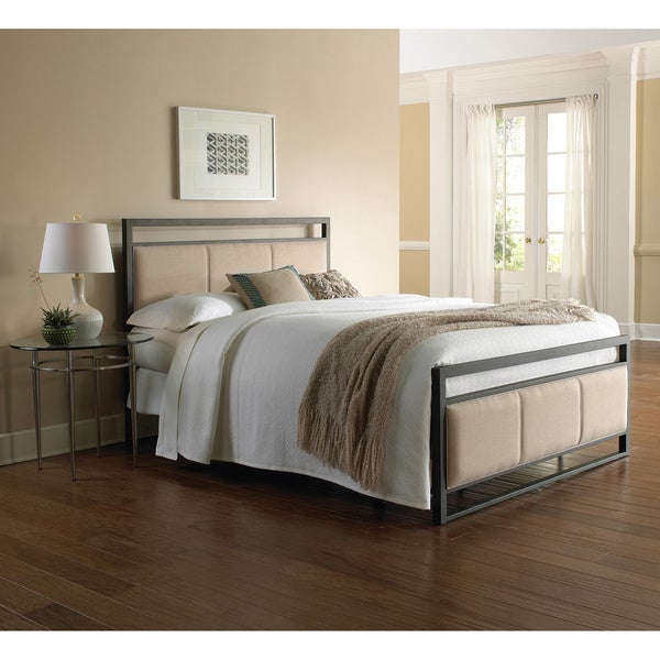 Shop Danville Upholstered Bed Free Shipping Today