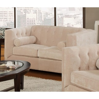 Ally Chenelle Fabric Sofa and Loveseat Set