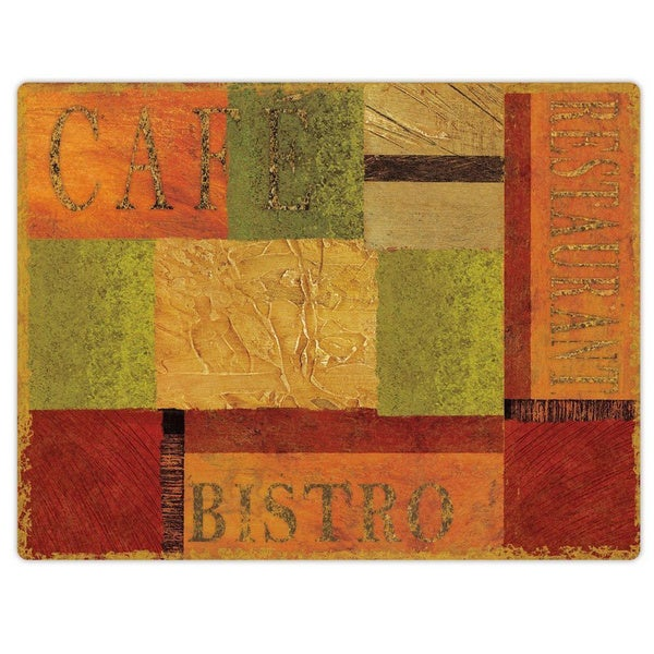 Shop Counterart Multicolored Flexible Cutting Mat With