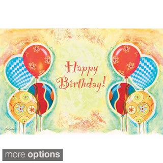 Party Designs Printed Paper Placemats (Pack of 36)