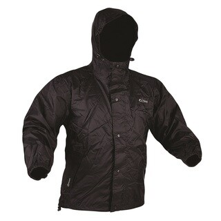 Onyx Outdoor Packable Nylon Rain Jacket