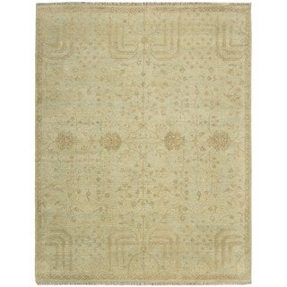 Nourison Grand Estate Sky Area Rug (5'6 x 8')