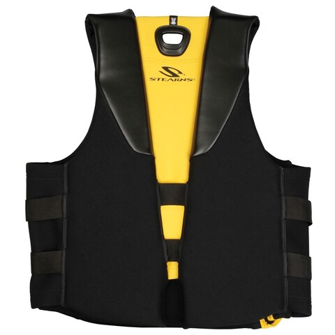 Stearns Men's V2 Series Gold Rush Neoprene Vest