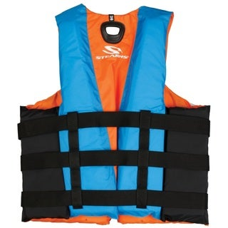 Stearns Pfd Mens Illusion Series Abstract Wave Nylon Vest (Option: Xl)