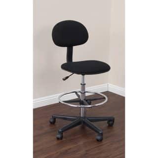 Studio Designs Black Drafting Chair|https://ak1.ostkcdn.com/images/products/9831228/P16993984.jpg?impolicy=medium