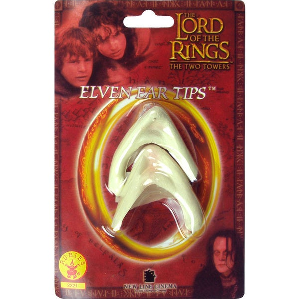 Lord of the Rings Elven Ear Tips Costume Accessory