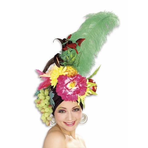 Adult Fruit Hat Costume Accessory
