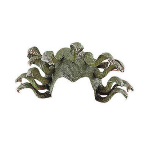 Medusa Snake Headpiece Costume Accessory