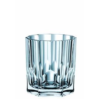 Nachtmann Aspen Lead Crystal Value Pack Whisky Tumbler (Set of 4)
